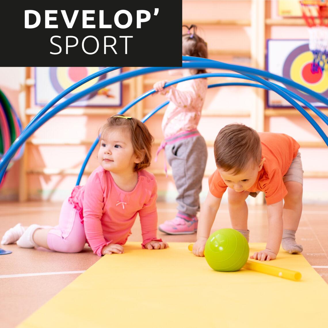Régie Sportive Hutoise : Activité : DEVELOP'Sport
