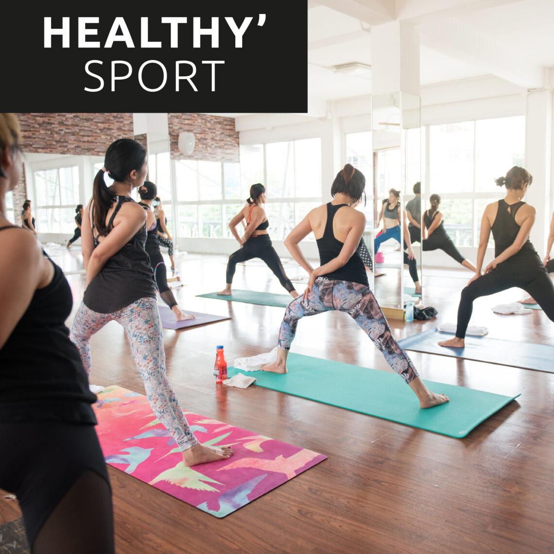 Régie Sportive Hutoise : Activité : HEALTHY'Sport