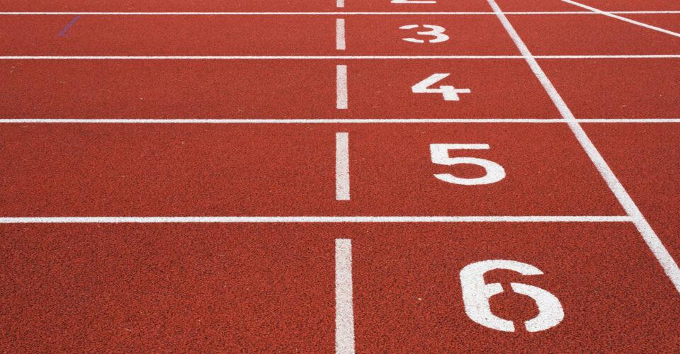 Régie Sportive Hutoise : Infrastructure sportive : Piste d'athlétisme