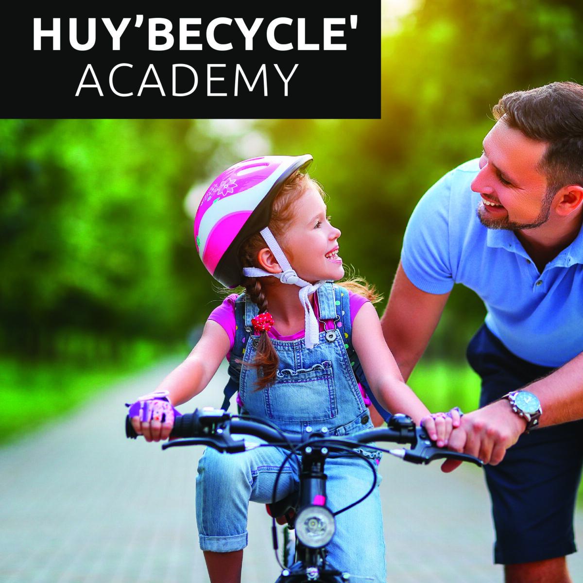 Régie Sportive Hutoise : Activité : Huy'Becycle'Academy